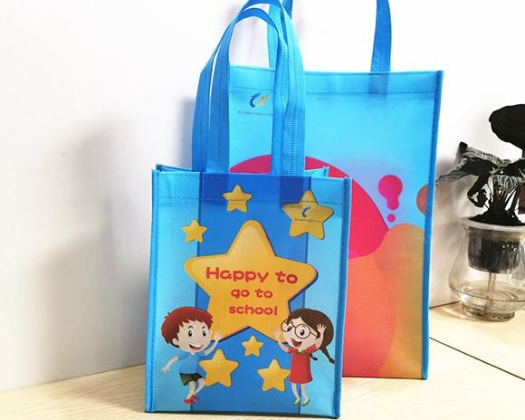 幼儿园环保袋设计